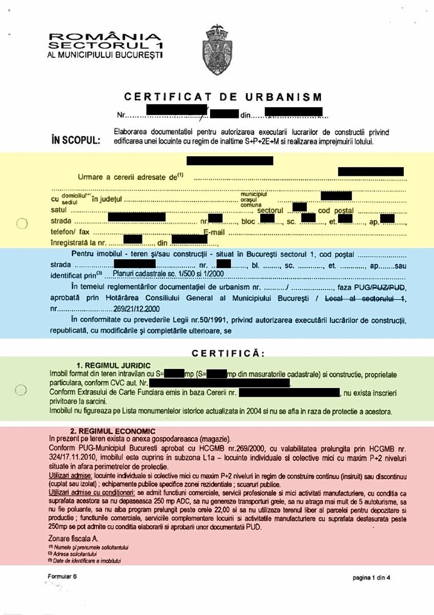 certificat-urbanism