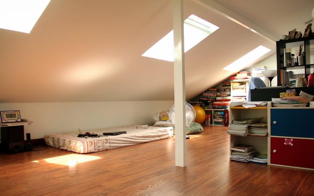 mansarda-dormitoare