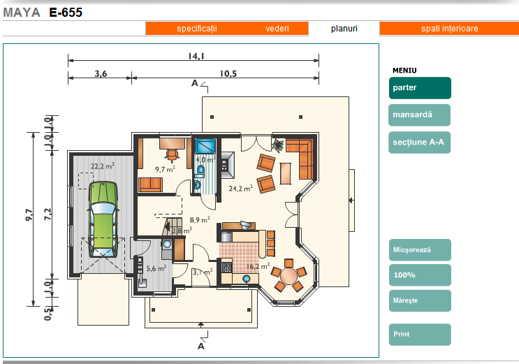 Cat mai costa un proiect pentru o casa ing for Cat costa construirea unei piscine